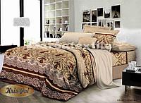 Комплект постельного белья двухспальный 180х220, (3028) Ранфорс