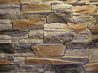 Камень декоративный Сланец (серый)