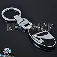 Металлический брелок для авто ключей LADA (Лада)