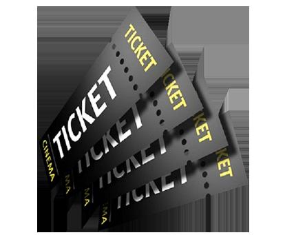 Изготовление билетов с отрывной частью, фото 2