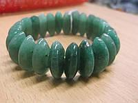 Шикарный браслет из  нефрита от студии LadyStyle.Biz, фото 1