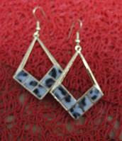 """Интересные серьги в стиле """"Сафари"""" от Студии  www.LadyStyle.Biz, фото 1"""