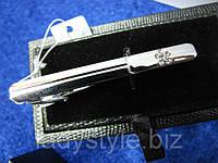 """Зажим для галстука """"Барон"""" от Студии  www.LadyStyle.Biz, фото 1"""