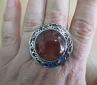 """Перстень из сердолика """"Скифы"""" от студии LadyStyle.Biz, фото 1"""