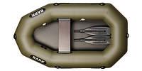 Одноместная надувная гребная лодка Bark B-190