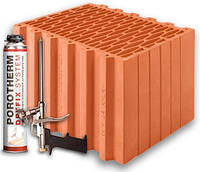 Porotherm 38 Dryfix