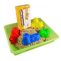 """Набор с кинетическим песком """"Подарочный - 1"""" кг песка в коробке"""