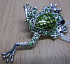 Брошь - жабка  от Студии  www.LadyStyle.Biz