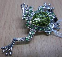 Брошь - жабка  от Студии  www.LadyStyle.Biz, фото 1