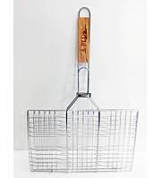 Решетка для гриля и барбекю маленькая 1833