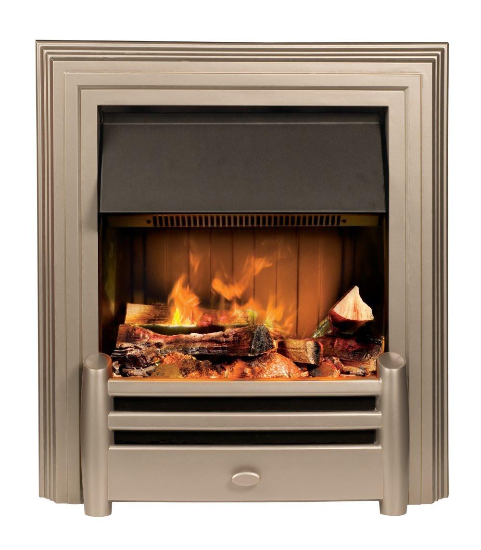 компактный декоративный электрокамин fireplace black slogger