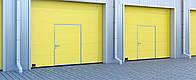 Гаражные секционные ворота 3600*2400