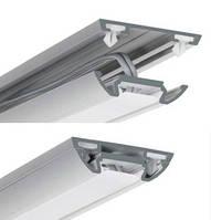 Держатель для профиля алюминий для LED ленты