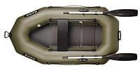 Одноместная надувная гребная лодка Bark B-210