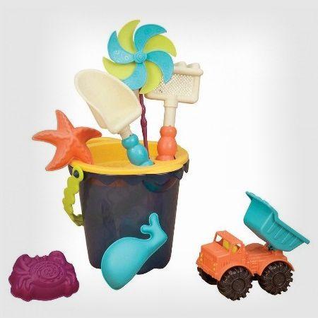 Игрушки для воды и песка