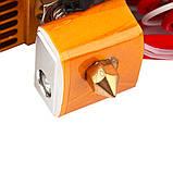 Головка 3D-принтера MK8 экструдер под нить 1.75 мм. сопло 0.4 мм., фото 2