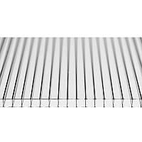 Сотовый поликарбонат Italon 6 мм прозрачный