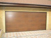 Гаражные секционные ворота 5000*3000