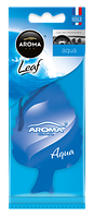 Aroma Car Leaf - AQUA
