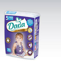 Подгузники Dada Premium mini 5 (15-25 кг.) 42 шт. (65365212345)