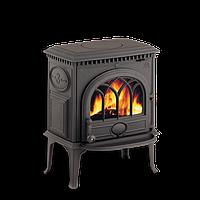 Чугунная печь камин Jotul F 3 TD BP  (черная)-7 кВт
