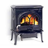 Чугунная печь камин Jotul F 3 BBE (сине-черная эмаль) -6 кВт