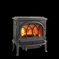 Чугунная печь камин Jotul F 400 BP  (черная)-6,9 кВт