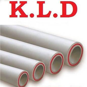 Труба ппр для отопления д32 ппр k.l.d.