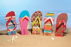 Пляжная обувь для всей семьи