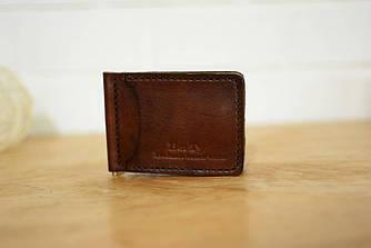 Зажим для денег (на магните) |10689| Краст | Вишня