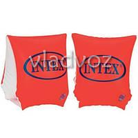 Детские надувные нарукавники для плавания intex 58641 от 3-12 лет