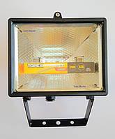 Прожектор под галогеновую лампу 500W Вт для улицы, 220 В, IP44