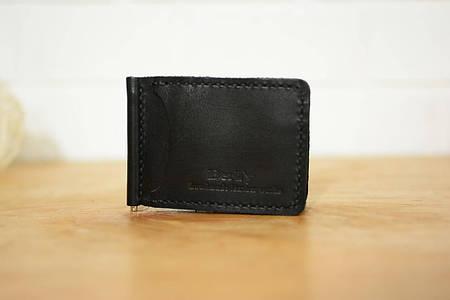 Зажим для денег (на магните) |10691| Черный