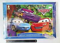Детская настольная развлекательная игра Cars Машинки