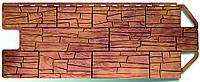 Фасадні панелі «Каньон Невада» Альта Профиль (фасадные панели ,сайдинг цокольний пвх)