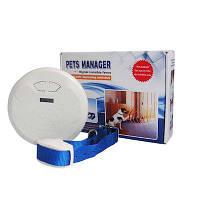 Электронный забор для собак и кошек внутренний для квартир и домов (мод. Pets Manager)