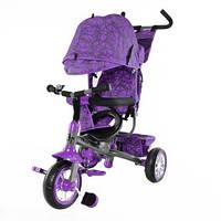 Велосипед трехколесный TILLY Trike, PURPLE-2 (1шт)