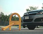 Парковочные барьеры