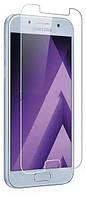 Защитное стекло для Samsung A720 (2017) Galaxy A7 (0.3 мм, 2.5D, с олеофобным покрытием)