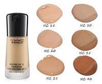Тональный крем MAC Mineralize moisture SPF 15 Foundation (Мак Минерализ), 30 мл