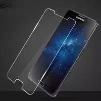 Защитное стекло для Samsung A520 (2017) Galaxy A5 (0.3 мм, 2.5D, с олеофобным покрытием) + задняя пленка