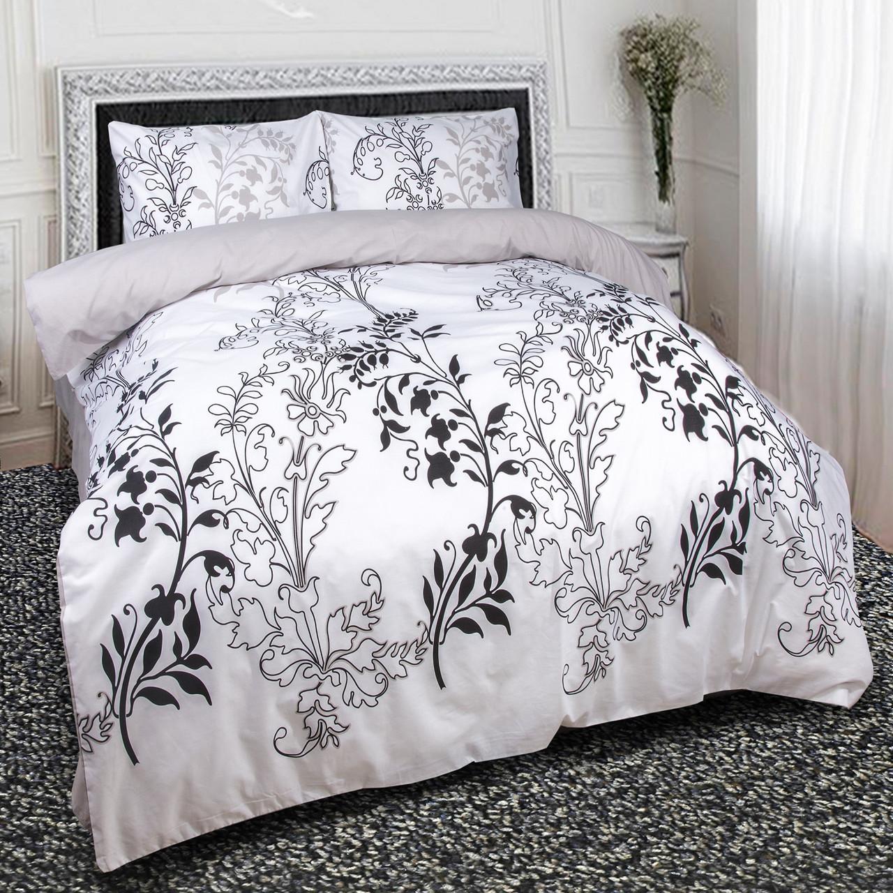 Полуторный комплект постельного белья Мадонна
