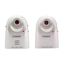 ИК барьер - сигнализация с сиреной, до 20 м, для уведомления о непрошенных гостях (Doberman Security SE-0161)