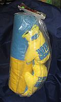 Шикарный набор для мальчугана- перчатки и боксерская груша, фото 1