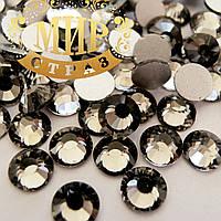 Стразы DMC Black Diamond ss4(1,6мм).Цена за 100шт.