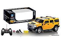 Машина радиоуправляемая GK 866-893 HBH2 Hummer (желтый)