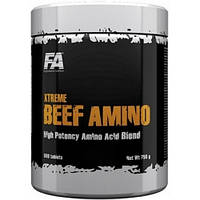 Fitness Authority Xtreme Beef Amino 600 tabs