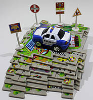 Управляемые пазлы (Puzzle Pilot) Полиция, Amewi, фото 1