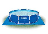 Каркасный бассейн Intex 28202 с насосом(56999) Metal Frame Pool 305x76 см
