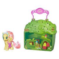 Коттедж Флаттершай - игровой набор, Дружба - это чудо, My Little Pony, Hasbro, Fluttershy